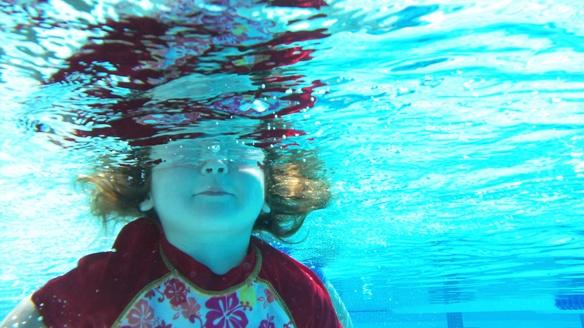 Swimming to Mommy - Tragic Sandwich